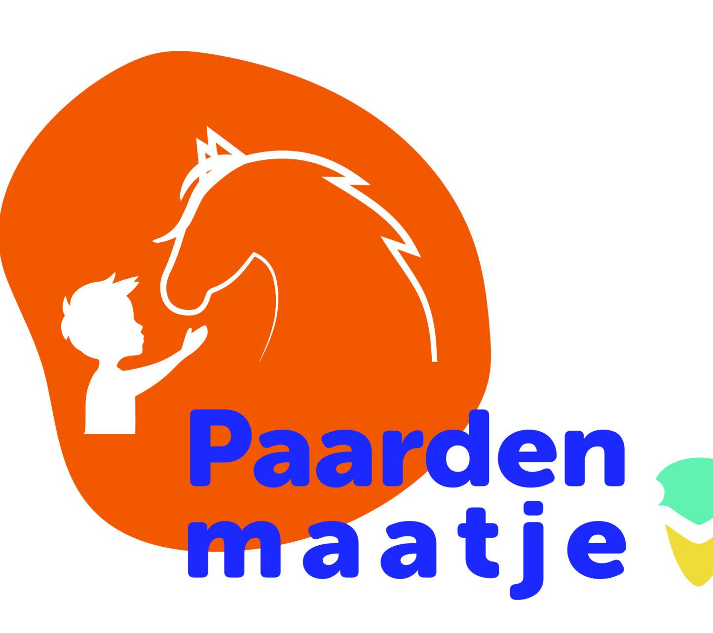 Paardenmaatje logo uitgewerkt